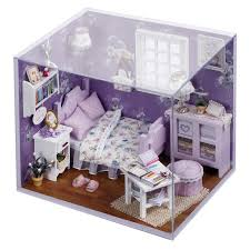 diy wooden miniature doll house cheap wooden dollhouse furniture