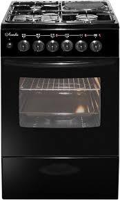 Купить Газовая плита <b>ЛЫСЬВА ЭГ 1/3г01 МС-2у</b>, черный в ...