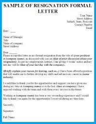 good professional resignation letters  seangarrette cogood professional resignation