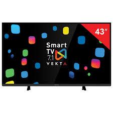 """Купить <b>Телевизор VEKTA LD</b>-<b>43TF5515BS</b>, 43"""" (108 см ..."""