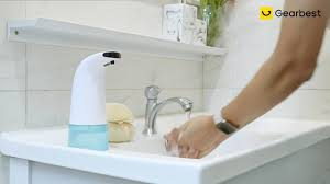 <b>AD</b>-<b>1806 Infrared Sensor</b> Automatic Hand Foam Liquid Soap ...