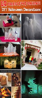 love halloween window decor:  breathtaking and effortless diy halloween decorations