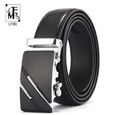 [LFMB]<b>Famous</b> Brand <b>Belt Men</b> Top <b>Quality</b> Genuine Luxury Leather ...