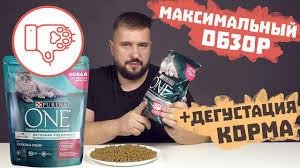 <b>Сухой корм Purina</b> ONE для кошек с говядиной | Максимальный ...