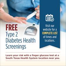 south texas health system linkedin for the american diabetes association s diabete rtday sths is offering glucose screenings at our facilities during diabetes alert week