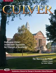 a mag winter by culver academies issuu