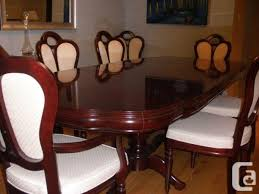 Dining Room Tables Used Second Hand Dining Room Tables Lowcost Used Dining Room Furniture