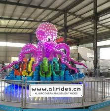 <b>spinning</b> Octopus Ride for Sale | <b>ballerina dance</b> thrilling ride for sale