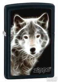 "<b>Зажигалка Zippo</b> ""28303 White <b>Wolf</b>"" (MADE IN USA) оригинал ..."