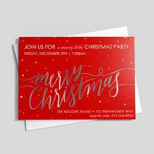 polka dot christmas invitation holiday party invitations from polka dot christmas invitation holiday party invitations from 123print