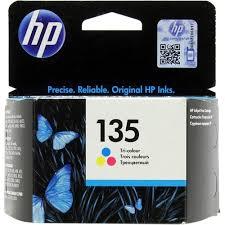 Оригинальный <b>картридж HP C8766HE</b> (№<b>135</b>) (трехцветный ...
