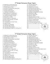current essay topics topic for argument essay