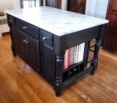 ft white kitchen island