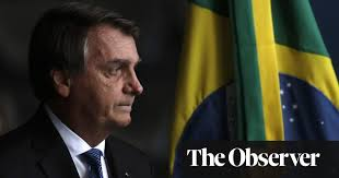 Jair Bolsonaro could face charges in The Hague over Amazon ...