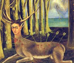 epph kahlo s the wounded deer  kahlo s the wounded deer 1946