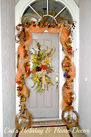 Decorating With Burlap Decorating With Grapevine Garland Cats Holiday Home Decor