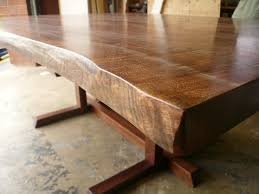 Custom Made Dining Room Furniture Asian Inspired Dining Tables Custommade Com Redwood Table With