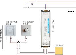 dimmable led driver wiring diagram images led ballast wiring led driver wiring diagram for dali image about