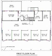 images about My dream house blueprints     on Pinterest    ranch style pole barn home   Pole Barn Homes With Floor Plan   Joy Studio Design