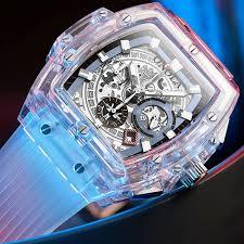 ONOLA Brand Transparent <b>Plastic Watch Men</b> Women Clock 2019 ...
