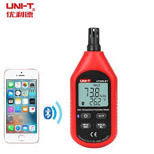 Купить Оптом <b>UNI T</b> UT333BT Bluetooth Мини ЖК Цифровой ...