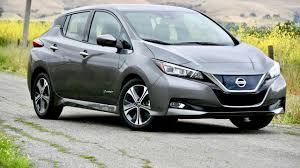 <b>2019</b> Nissan <b>LEAF</b> 40-kWh Road Test And Battery Temperature ...