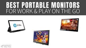 The <b>Best Portable</b> Monitors In 2019 | Expert World Travel