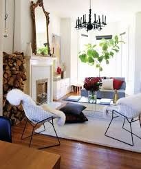 design small spaces living