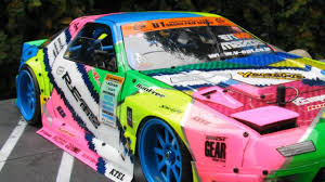 Mazda Rc Drift Car Youtube
