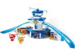 Игровой <b>набор</b> Auldey <b>Super Wings</b> Мега <b>набор Аэропорт</b> ...