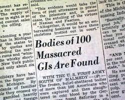 「Malmédy massacre」の画像検索結果