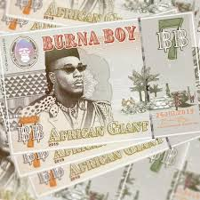 Burna Boy - African Giant (2 LP) | siemens-hearing.ru