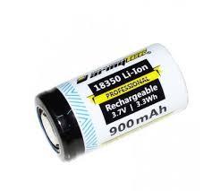 <b>Аккумулятор незащищенный Armytek 18350</b> Li-Ion 900 мАч ...
