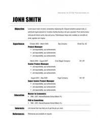 ideas about chronological resume template on pinterest    chronological resume sample