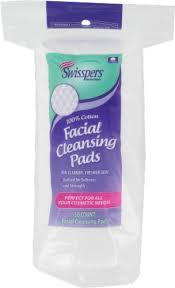 Swisspers Multicare Facial Cleansing Pads, 50 ct - Kroger