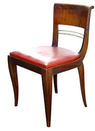 six french art deco dining chairs art deco dining furniture