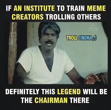Evergreen Slapstic Comedian Mr.Goundamani | Troll Cinema ;-) via Relatably.com