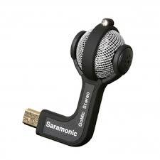 Стереомикрофон <b>Saramonic</b> GoMic (<b>G Mic</b>) для GoPro