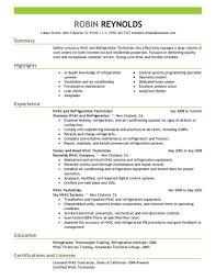 objective hvac resume objective template hvac resume objective full size