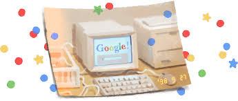 Google's 21st <b>Birthday</b>