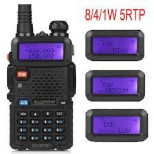 <b>Радиостанция Baofeng UV</b>-<b>5R</b> TP <b>8W</b> 3 режима