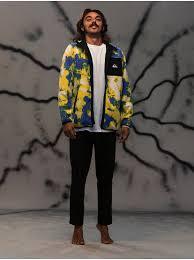 <b>Мужская флисовая куртка</b> Originals EQYFT04100 | Quiksilver
