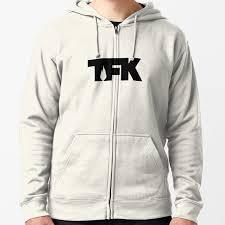 Thousand Foot Krutch <b>TFK logo</b> Hoodie