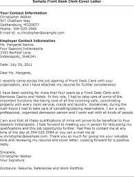free cover letter for front desk supervisor opencharters com opencharters com cover letter for hospitality job