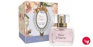 Fleur <b>d</b>'Amour <b>Vivienne Sabo</b> perfume - a fragrance for women