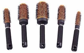 China <b>Salon</b> Quality Round <b>Brushes</b> Detangling Nylon Bristles ...