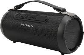 Купить Аудиомагнитола <b>SUPRA BTS</b>-<b>580</b>, черный в интернет ...
