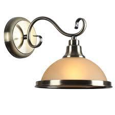 <b>Бра Arte Lamp</b> Safari <b>A6905AP</b>-<b>1AB</b> — купить в интернет ...