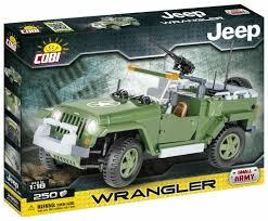 <b>Конструктор Cobi</b> Small <b>Army Jeep</b> 24260 Вранглер — купить по ...