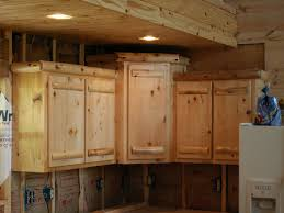 Pine Kitchen Cupboard Doors Kitchen Cabinets Rustic Pine Quicuacom